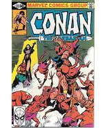 Conan The Barbarian Comic Book #123 Marvel Comics 1981 VERY FINE+ NEW UN... - $3.75
