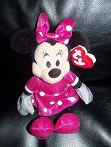 TY BEANIE BABY Minnie Mouse W/Tags Disney Character MINNIE MOUSE NEW - $20.00