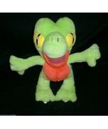 """10 """" Pokemon Treecko Nintendo Grün Eidechse Plüschtier Plüsch Spielzeug ... - $15.87"""