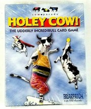 Briarpatch Holey Cow Card Game Udderly Incredibull Cow Parade - $7.65