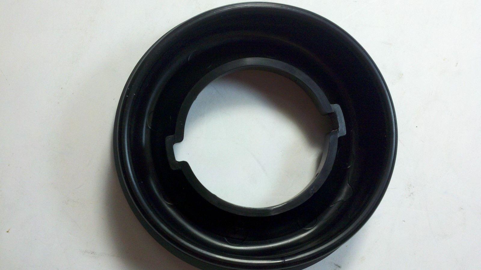 Waring Blender Plastic Lid Cover Black 026281 Brand New