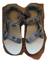 NEW TEVA TORIN MEN'S BLUE WATER SPORT HIKING TRAIL SANDALS SIZE EU 45.5/... - $33.42 CAD