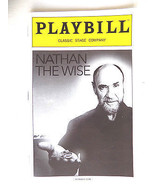 Nathan The Wise Playbill F.Murray Abrahms April 2016 - $12.99