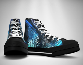 DJ Tiesto Canvas Sneakers Shoes - $49.99
