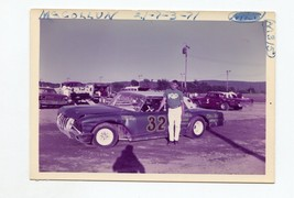 McCollun-Racing Photo-Stock Car-1962-Ford-#32-1970's-VG - $20.61