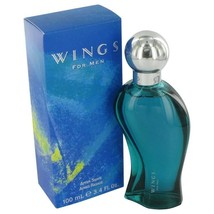 WINGS by Giorgio Beverly Hills After Shave 3.4 oz - $39.59