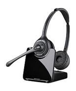 Plantronics CS500 XD SERIES 88285-01 CS520-XD Over-the-head Headset - Bi... - $216.72