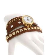 Watch - Brown Leather Wrap Wristwatch - 254030111 - $16.95
