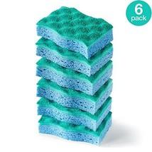 O-Cedar Multi-Use Scrunge Scrub Sponge Pack of 6