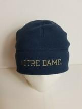 Notre Dame Fighting Irish Columbia Sportswear Beanie Cap Hat Unisex Small Medium - $23.27