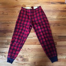 Woolrich Red and Black Vintage Buffalo Hunting Pants - $198.00