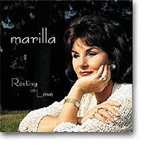 RESTING IN LOVE by Marilla Ness