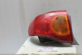 2009-2010 Toyota Corolla Left Driver Aft tail light Module 529 1A6 - $24.74