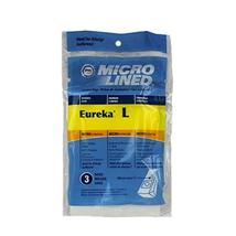 DVC Eureka Style L 61715A Micro Allergen Vacuum Cleaner Bags Made in USA... - $17.88
