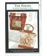 Kathy Fernholz The Naomi Tote Bag Sew Pattern  - $8.99