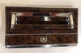 Cadillac Brougham 1990 1991 1992 Door Handle Wood Grain, Door Pull Handle OEM - $50.49