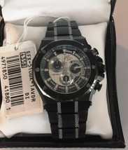 Casio General Edifice Gold Label Black Ion Plated Men's Watch EFX-510BL-... - $185.25