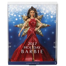 2017 Holiday Barbie Doll Latina Teresa New in Box Collectable SHIPPED PR... - $29.95