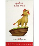 Hallmark Keepsake Disney Junior Kion The Lion Guard Holiday Tree Ornamen... - $8.01