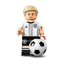 Nouveau Lego mini figurine S Maillot (Allemand FOOT ) séries 71014 - Bastian - $10.82
