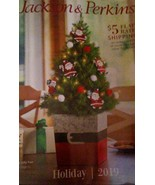 Jackson & Perkins (HOLIDAY 2019) Mail-order CATALOG 51 Pages! - $4.46