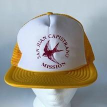Vintage San Juan Capistrano Mission CA Snapback Hat Baseball TV / MOVIE ... - $25.00