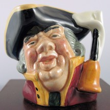 """Royal Doulton Mini Character Jug """"Town Crier"""" Style One  D6544 - $85.49"""