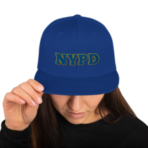 nypd yankees hat / nypd yankees / Snapback Hat image 2