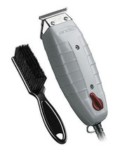 Andis Outliner Trimmer with T-Blade (Glossy Gray) with a BeauWis Blade B... - $61.99