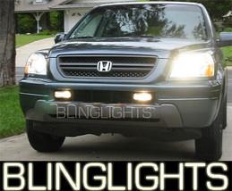 Xenon Halogen Hella Fog Lamps lights for 2002-2008 Honda Pilot 03 04 05 ... - $89.99