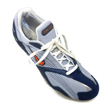 Nike Bowerman Blue/Gray Lightweight Track and Field Shoes w/ Spikes Mens 12 - $22.72