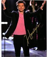 HARRY STYLES Authentic  Autographed Hand Signed Photo w/ COA -341 - $85.00