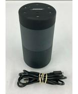 Bose SoundLink Revolve Portable Bluetooth Speaker Triple Black w/Chargin... - $128.69