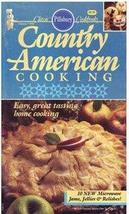 Pillsbury Classic Cookbooks #92, Country American Cooking [Paperback] [Paperback - $5.93