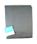 "Pillowfort Mesh Blackout Shade Curtain Panel 42""x95"" Gray Plain Weave Po... - $24.74"