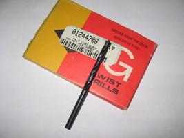 Twist Drills, 4.7mm, 118 Deg. Black HSS (Qty 12) - $15.94