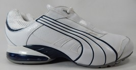 Puma Classic Leather Size 11 M (D) EU 44.5 Men's Athletic Running Shoes White