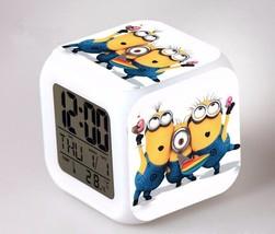 Minion Led Alarm Clock #02 Figures LED Alarm Clock - $24.00