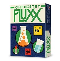 Looney Labs Chemistry Fluxx Game - $14.40