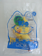 McDonalds 2011 Rio Nico No 8 From Creators Of Ice Age Happy Meal Childs Toy NIP - $6.99