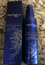 Aquatanica Spa Bath & Body Works Aquasculpt Cellulite Solution Serum 5.8... - $34.65