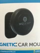 WizGear Magnetic Stick On Mount Magnetic Phone Car Mount Holder - £5.52 GBP