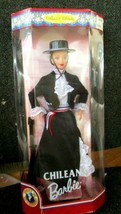 CHILEAN BARBIE DOLL 1997 Dolls of the World Collector Edition NRFB - $29.65