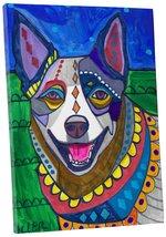"Pingo World 0708QB0OA9M ""Heather Galler Australian Cattle Dog"" Gallery W... - $53.41"