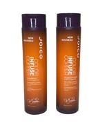 Joico Color Infuse Copper Shampoo & Conditioner Set - 10.1 oz each - $97.02
