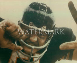 Dick Butkus Chicago Bears EOS Vintage 8X10 Color Football Memorabilia Photo - $6.99