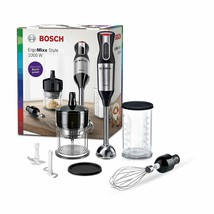 Bosch MS6CM6166 Ergomixx Style - Blender Hand (Stainless Steel) Colour Black - $261.26