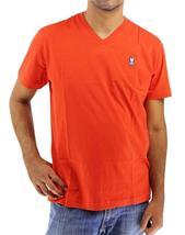 Psycho Bunny By Robert Godley Men's Premium Pima Cotton V-Neck T-Shirt Shirt image 13