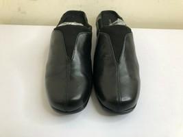 Easy Spirit Women's Slip on Mules Black Size 8.5 - $47.02 CAD