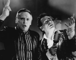 Dennis Hopper and Dean Stockwell in Blue Velvet croon song together 8x10 Photo - $7.99